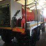 Isporučeno vozilo vatrogasno spasilačkoj jedinici u Petrovcu na Mlavi u petak 29.09.2017. godine.