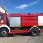 FEBRUAR 2018. – Isporučeno vatrogasno vozilo za Teritorijalnu vatrogasnu jedinicu Opštine Teslić