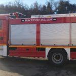 DECEMBAR 2018. – Isporučeno vatrogasno vozilo za HBIS GROUP – Železara Smederevo