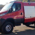 OKTOBAR 2018. – Isporučeno vatrogasno vozilo za Javno preduzeće Elektroprivreda Srbije