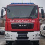 FEBRUAR 2019. – Isporučeno vatrogasno vozilo za Profesionalnu vatrogasnu jedinicu Grada Zvornika