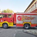 ABVGUST 2019. – Isporučeno vatrogasno vozilo za Grad Novi Sad