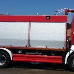 JUL 2019. – Isporučena 2 vatrogasna vozila za Elektroprivredu Bosne i Hercegovine