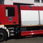 SEPTEMBAR 2019. – Isporučeno vatrogasno vozilo za Teritorijalnu vatrogasnu jedinicu Opštine Bratunac
