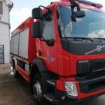 AVGUST 2020. – Isporučeno vatrogasno vozilo za Podzemno skladište gasa Banatski Dvor